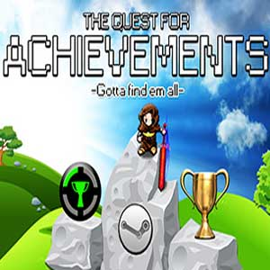 Buy The Quest For Achievements CD Key Compare Prices