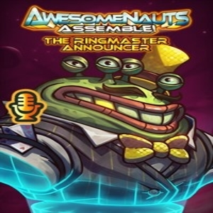 The Ringmaster Awesomenauts Assemble Announcer