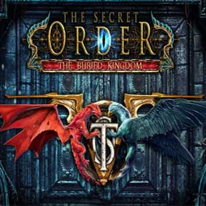 The Secret Order 5 The Buried Kingdom