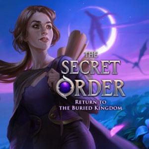 The Secret Order Return to the Buried Kingdom