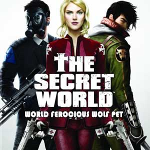 Buy The Secret World Ferocious Wolf Pet CD Key Compare Prices