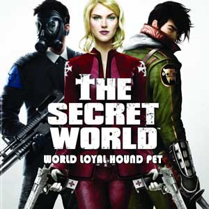 The Secret World Loyal Hound Pet