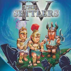 Buy The Settlers 4 CD Key Compare Prices