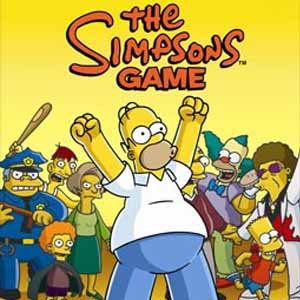 Buy The Simpsons Game Xbox 360 Code Compare Prices