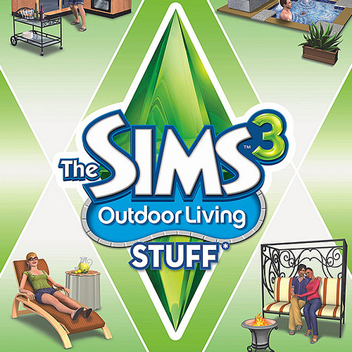 Buy The Sims 3 Outdoor Living Stuff CD Key Compare Prices