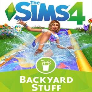 The Sims 4 Backyard Stuff
