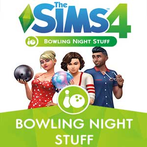 Buy The Sims 4 Bowling Night Stuff PS4 Compare Prices