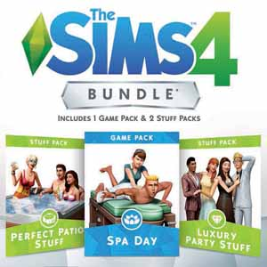 The Sims 4 Bundle Pack 2