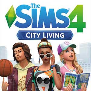 Buy The Sims 4 City Living PS4 Game Code Compare Prices