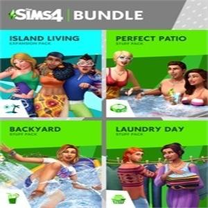 The Sims 4 Fun Outside Bundle