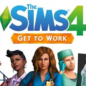 Buy The Sims 4 Get to Work Xbox Series Compare Prices