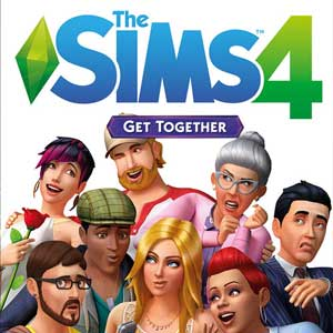 Buy The Sims 4 Get Together PS4 Compare Prices