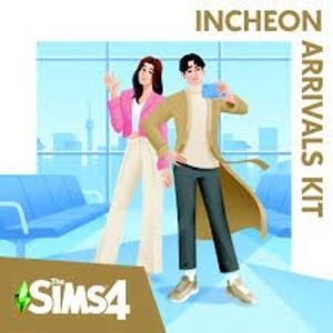 The Sims 4 Incheon Arrivals Kit