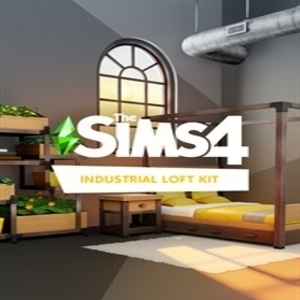 The Sims 4 Industrial Loft Kit