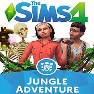The Sims 4 Jungle Adventure Bundle