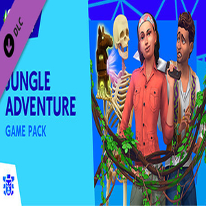 Buy The Sims 4 Jungle Adventure CD Key Compare Prices