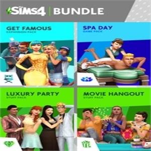 The Sims 4 Live Lavishly Bundle