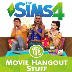 Buy The Sims 4 Movie Hangout Stuff CD Key Compare Prices