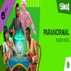 Buy The Sims 4 Paranormal Stuff Pack CD Key Compare Prices