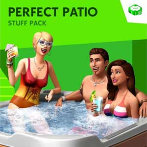 The Sims 4 Perfect Patio Stuff