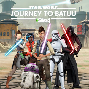 Buy The Sims 4 Star Wars Journey to Batuu CD KEY Compare Prices