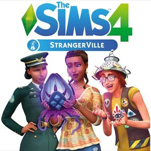 Buy The Sims 4 StrangerVille CD KEY Compare Prices
