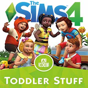 The Sims 4 Toddler Stuff