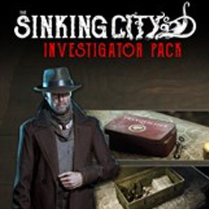 The Sinking City Investigator Pack