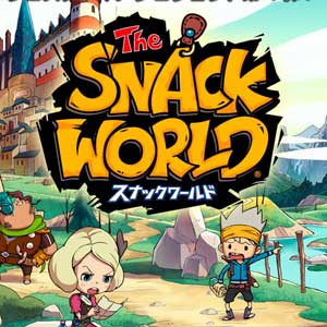 Buy The Snack World 3DS Download Code Compare Prices