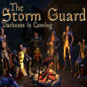 The Storm Guard Darkness is Coming