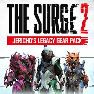 The Surge 2 Jericho's Legacy Gear Pack