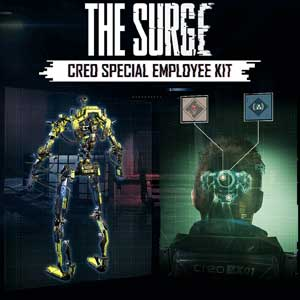 Buy The Surge Special kit Used CREO CD Key Compare Prices