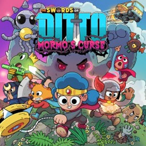 The Swords of Ditto Mormo's Curse