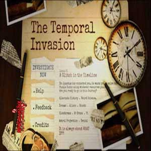 The Temporal Invasion