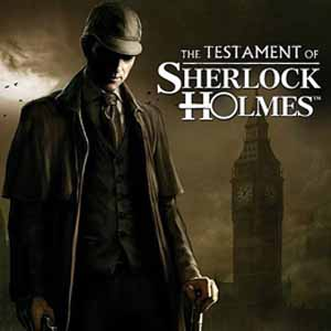 Buy The Testament of Sherlock Holmes Xbox 360 Code Compare Prices