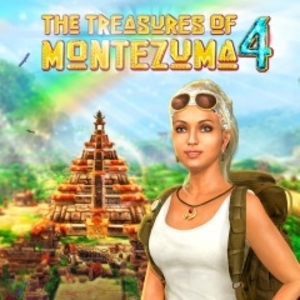 Buy The Treasures of Montezuma 4 PS4 Compare Prices