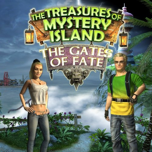 The Treasures of Mystery Island 2 The Gates of Fate