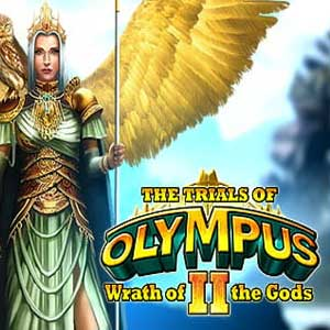 The Trials of Olympus 2 Wrath of the Gods