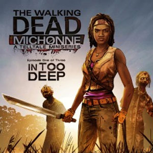 Buy The Walking Dead Michonne Ep 1 In Too Deep PS4 Compare Prices