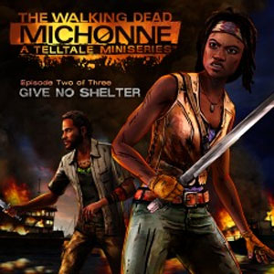Buy The Walking Dead Michonne Ep 2 Give No Shelter PS3 Compare Prices