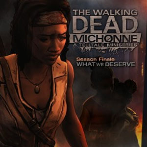 The Walking Dead Michonne Ep 3 What We Deserve