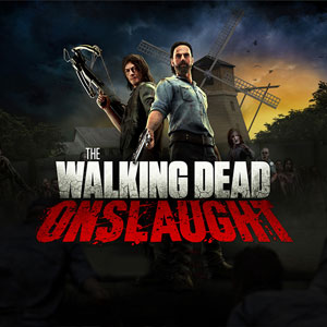 Buy The Walking Dead Onslaught PS4 Compare Prices