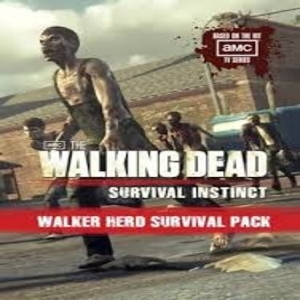 Buy The Walking Dead Survival Instinct Walker Herd Survival Pack CD Key Compare Prices