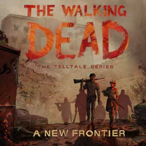 Buy The Walking Dead The Telltale Series A New Frontier PS3 Game Code Compare Prices