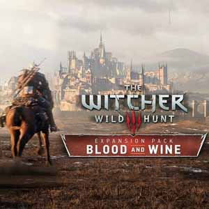 Buy The Witcher 3 Wild Hunt Blood and Wine PS4 Game Code Compare Prices