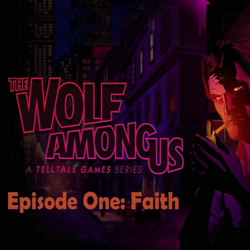 Buy The Wolf Among Us Episode 1 Faith PS3 Game Code Compare Prices
