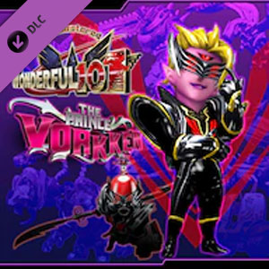The Wonderful 101 Remastered The Prince Vorkken