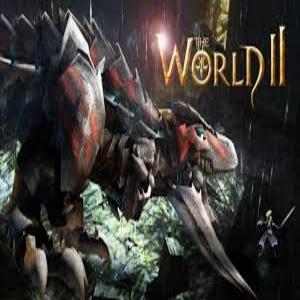The World 2 Hunting BOSS