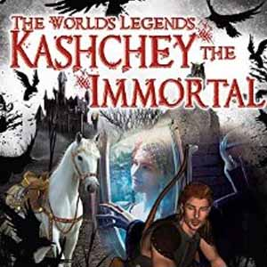 Buy The World Legends Kashchey the Immortal CD Key Compare Prices