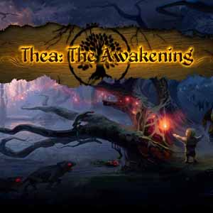 Buy Thea The Awakening PS4 Game Code Compare Prices